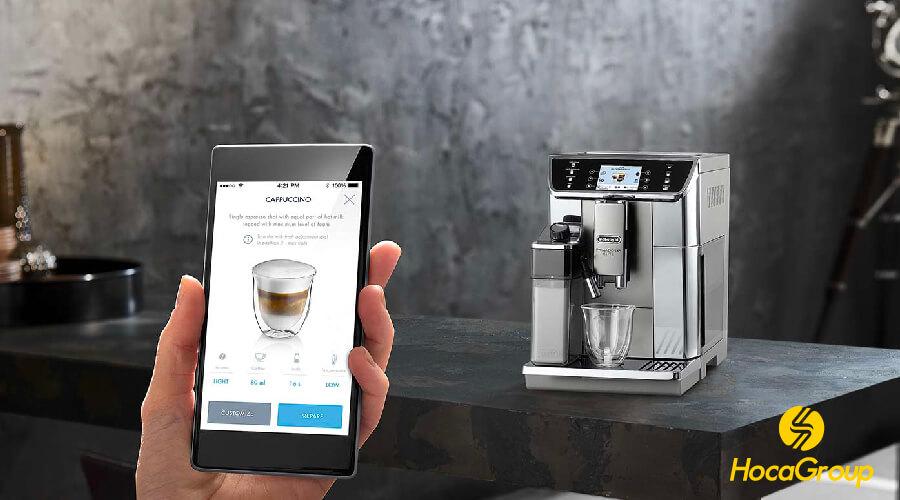 Dễ sử dụng mà một trong những tiêu chí ưu tiên hàng đầu cho máy pha cà phê văn phòng