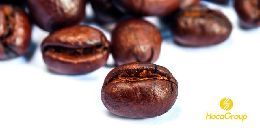Cà phê culi (Peaberry) đã được rang lên