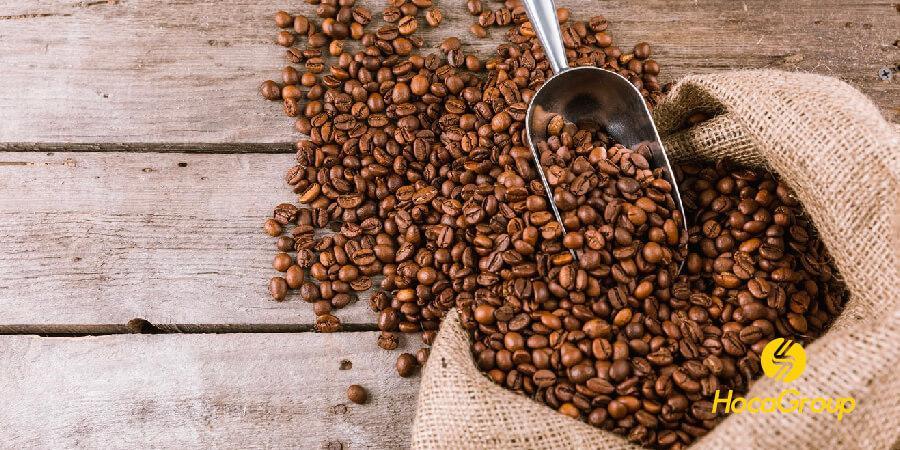 túi cà phê hạt rang sử dụng cho phương pháp pha espresso