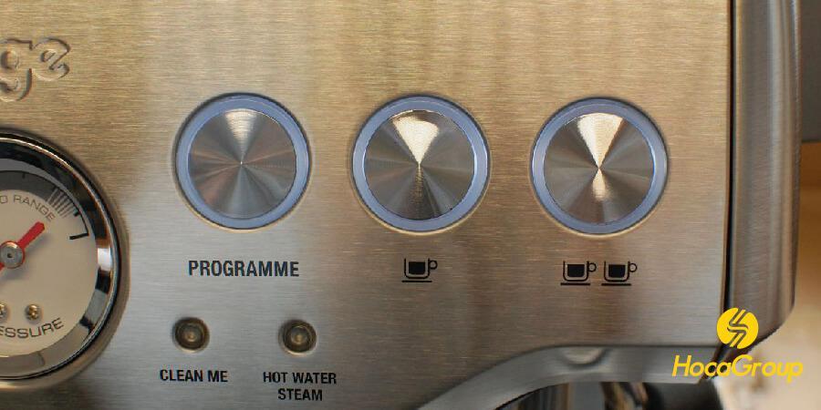 Đánh Giá Máy pha cà phê Breville 870