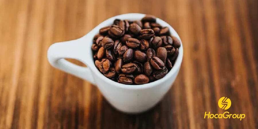 Hạt cà phê rang