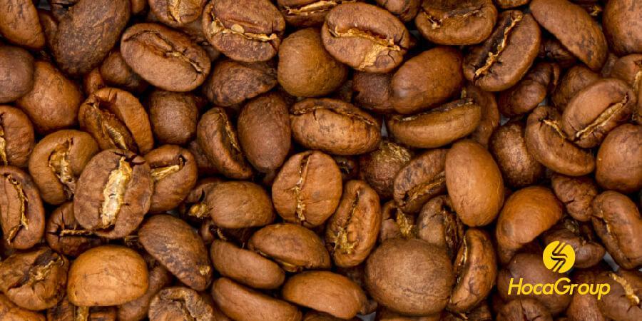 Hạt cà phê rang mộc cascafe