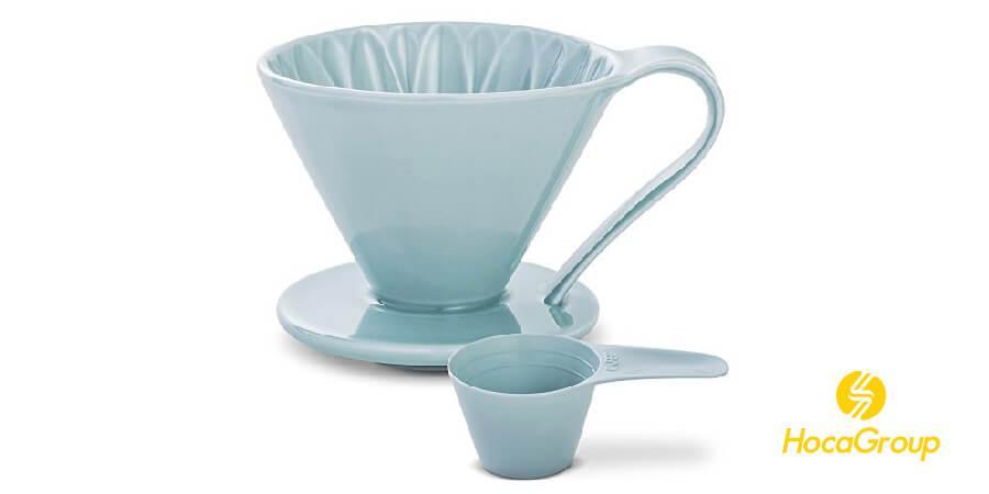 Phễu lọc để pha cà phê pour over