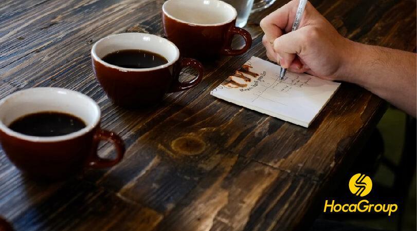 Test Thử Cafe Mới Cùng Nhân Viên