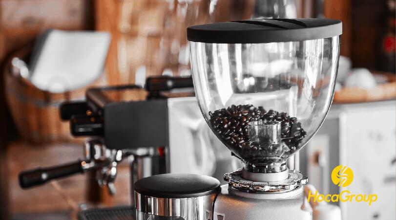 Phễu máy xay cafe Mazzer Mini