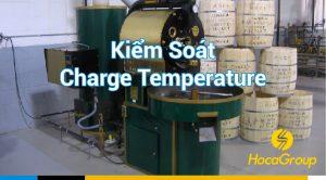 Hướng Dẫn Rang Cà Phê: Kiểm Soát Charge Temperature