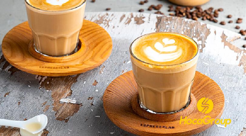 Nguồn gốc của Spanish latte